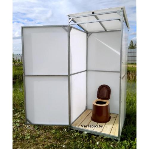 Туалет дачный Престиж